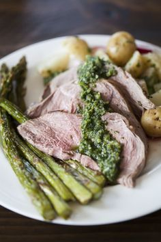 Leg of lamb can be the most tender and full of flavor. This HOW-TO helps you roast a leg of lamb the simplest and easiest way. Plenty leg of lamb recipes will be at your fingertips.