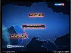 Presa rusa: Republica Moldova si Ucraina coopereaza pentru a sugruma Transnistria, foto: captura video Republica Moldova, Knowing You, Country, World, Rural Area, Country Music, The World