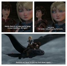 Race to the edge season 4 episode 11 blindsided  I made my own collage! < Someone finally made one! Thank you! I really loved this part. (Actually I loved this entire episode.) The dynamic between Hiccup and Astrid here was great. Hiccstrid is such an awesome couple. :)