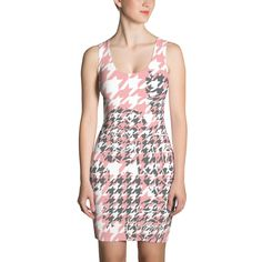 New item in our store! @DogzPrinted: Pink Houndstooth ... ! Check it out now! http://dogzprinted.com/products/pink-houndstooth-print-fitted-dress-dogzprinted?utm_campaign=social_autopilot&utm_source=pin&utm_medium=pin #animalprints #adoptdontshop #rescue