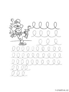 grafomotorika Grade 1, Language, Diagram, Math Equations, Education, Words, Carnavals, School, Languages