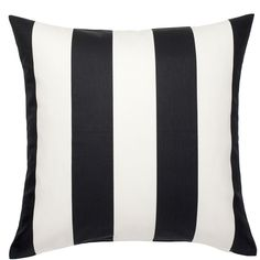 VÅRGYLLEN Housse de coussin ($5.62) ❤ liked on Polyvore featuring home, home decor, throw pillows, pillow, cushion, ikea, stripe, striped throw pillows y stripe throw pillows