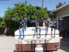 bike rack pop up camper | Thread: Bike rack for pop up trailer