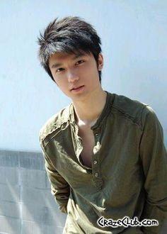 Chinese Male Hairstyle Chinese Hairstyles Pinterest