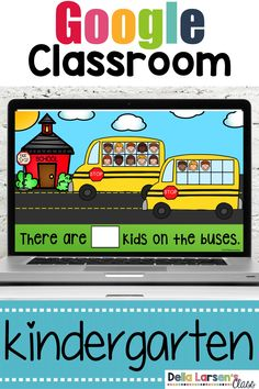 This resource uses Google Classroom and ten frames for counting up to 20. Build number sense and increase math skills by using a digital device. A perfect addition to your math centers. Embrace technology into your kindergarten classroom in a meaningful way. This is a great way to assess counting skills. #GoogleClassroom #kindergarten #mathcenters Kindergarten Math Activities, Kindergarten Classroom, Math Math, Math Fractions, Math Games, Special Education Classroom, Student Teaching, Google Classroom, Ten Frames