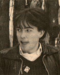 Robert Smith, 1979