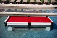 Waterproof Pool Table - IcreativeD