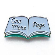 I LOVE BOOKS pin button reading literature geek heart
