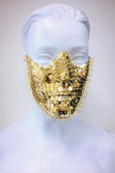 MariaNNa HaruTunian Glamour Lingerie, Face Art, Masquerade, Rose Gold, Jewels, Couture, Gold Rush, Reiss, Schmidt