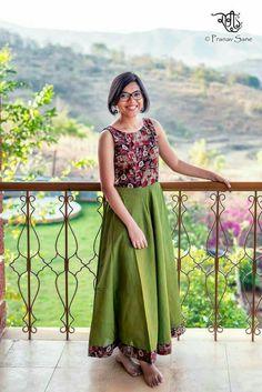 Kalamkari Designs, Salwar Designs, Blouse Designs, Dress Designs, Kurta Patterns, Dress Patterns, Kalamkari Dresses, Kalamkari Kurti, Indian Dresses