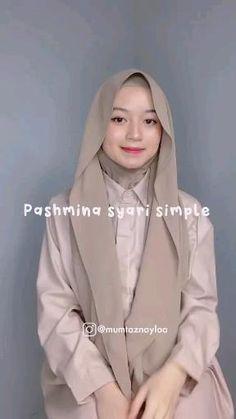 Stylish Hijab, Modest Fashion Hijab, Modesty Fashion, Muslim Fashion, Turkish Hijab Tutorial, Simple Hijab Tutorial, Hijab Style Tutorial, Skirt Outfits Modest, Casual Outfits