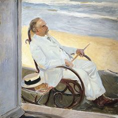 Seeking superior fine art prints of Antonio Garcia at the Beach by Joaquin Sorolla y Bastida? Spanish Painters, Spanish Artists, Guy Drawing, Painting & Drawing, Antonio Garcia, Google Art Project, Painting People, Klimt, Beach Art