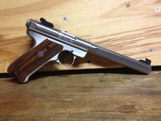 ruger mk2 competition - my gun,I love it...