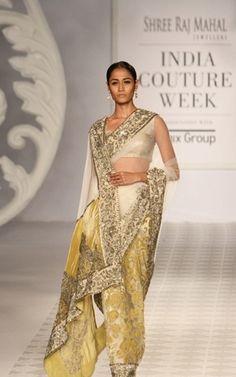 Varum Bahl - India Fashion Week 2014