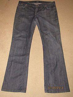Rock & Republic AUTHENTIC Dark Wash R Pocket KIEDIS Jeans 30