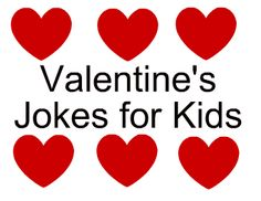 Valentine's Day Jokes for kids. Print these out and have a good laugh with your favorite preschooler or elementary school kid. Can also use as part of your lunchbox notes!