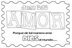 Memoriza la Palabra de Dios mientras la decoras!! https://sendaseternas.blogspot.com.es/2017/02/laminas-cristianas-para-colorear.html #colorear #laminascristianas #Biblia #Sendaseternas