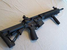 Gotta See My New AR-15 Build