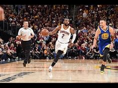 Check out some of Kyrie's best highlights from Cleveland's game three win through the phantom cam. About the NBA: The NBA is the premier professional basketb. Basketball Videos, Basketball Court, Game 3, Kyrie Irving, Cleveland, Nba, Highlights, World, Check