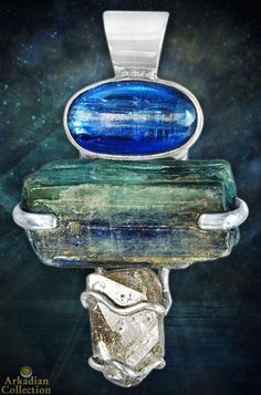 Kyanite Jewelry | Arkadian Collection