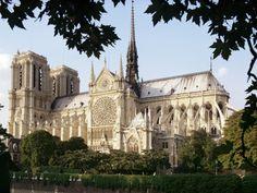 Notre Dame, France