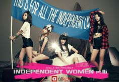 """miss A greets fans + releases behind-the-scenes footage for the """"I Don't Need a Man"""" MV"""