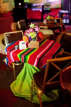 mexican themed engagement party  (c) Envy Events 2012  @Pat Bedoya  Fiesta Shower!