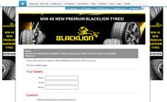 Black Lion, Car Buyer, Car Insurance, Car Car, Used Cars, Landing, Competition, Product Launch, News