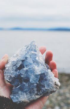 Unearthed Gemstones — tuaari: Celestite ☾✩ ...