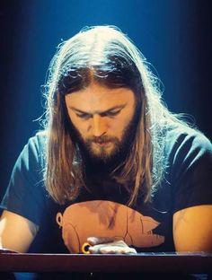 "brecbc123: ""David Gilmour """