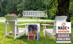 Learn to make an outdoor table cube covered with vintage album covers >> http://blog.diynetwork.com/maderemade/how-to/jazz-up-an-outdoor-table-with-vintage-album-covers?soc=pinterest