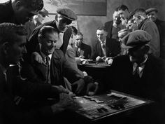 size: Photographic Print: Miners Socialising at the Miners Welfare Club, Horden Colliery, Sunderland, Tyne and Wear, 1964 by Michael Walters : Artists How To Play Dominoes, Return To Work, Tropical Art, Sunderland, Find Art, Framed Artwork, Pop Culture, Scandinavian, In This Moment
