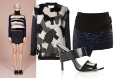 10 Pre-Fall Trends to Try Now - Fashion 2014 Pre-Fall Trends to Wear Now - ELLE