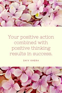 Your positive action combined with positive thinking results in success. Think Positive Quotes, Motivational Thoughts, Life Quotes, Success, Action, Positivity, Quotes About Life, Quote Life, Group Action