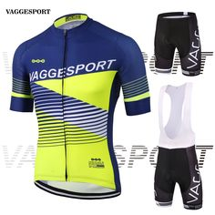 Fluorescence yellow sportswear pro team cycling wear summer coolmax cycling  clothing comfortable men sports uniforms for bike bc1422bcd