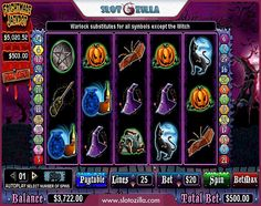 Witches and Warlocks™ Slot Machine Game to Play Free in Cryptologics Online Casinos