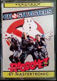 Juego Spectrum 48k / 128k / plus 2 Cinta - Ghostbusters / Cazafantasmas (1984) Funny Pics, Funny Pictures, The Real Ghostbusters, Retro Games, 1984, I Feel Good, Gaming Computer, My Childhood, Spectrum