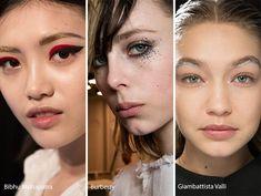 Fall/ Winter 2016-2017 Makeup, Beauty Trends: Glittery Makeup