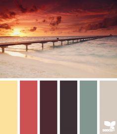 kleur woning idee