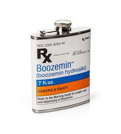 Boozemin - medicine on the go