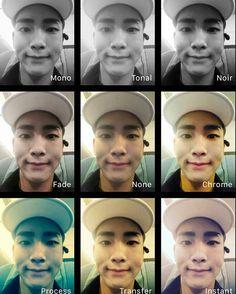 When you like all the filters 😂💜 #key #kibum #kimkibum #shinee