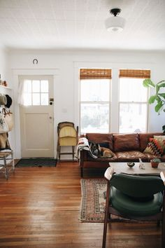 Kaitie Moyer, her husband Tyler, and their adorable cats are not only the owners of one of ...