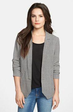 Halogen® Colorblock Jacket (Regular & Petite) | Nordstrom