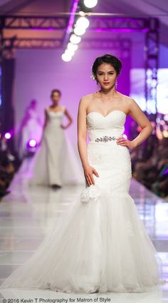 Vietnamese-American designer, Jacky Tai, sends his bridal collection of wedding ao dai's and wedding gowns down the catwalk at Viet Fashion Week Bridal Gowns, Wedding Gowns, Fashion Week 2016, Ao Dai, Bridal Collection, Catwalk, Runway, American, Photography