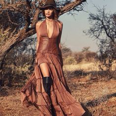 ERICH GONZALES Sexy Summer Dresses, Sexy Dresses, Nice Dresses, Bohemian Gypsy, Hippie Chic, Boho Fashion, Spring Fashion, Look Boho Chic, Gypsy Dresses