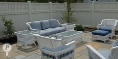 Great space happens by design. The Ultra Privacy fence with Triplex Horizontal / Vertical Lattice Topper effectively creates the required screening. It's not too early to start thinking about your spring design plans. Call Perfection Fence 1-800-537-2900 https://www.perfectionfence.com/wood-fence/#wood-1 --- #fences #gardens #privacyfence #landscaping