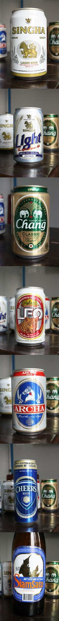 Best Thai Beer... researched thoroughly