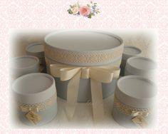 Souvenirs Cajitas Shabby Chic Casamiento 15 Años Eventos - $ 420,00 Cajas Shabby Chic, Decoupage Vintage, Gifts, Diy, Coin Wallet, Cartonnage, Wedding Decoration, Boxes, Jars