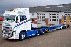 Volvo FH speciaaltransport