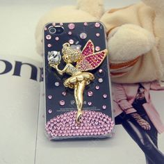 iphone 5 case Angel   girl iphone 4s case lovely by dnnayding, $23.99